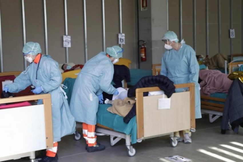 Coronavirus Pandemic: Infection Rate Slows Down In Italy, But Deaths Continue To Mount