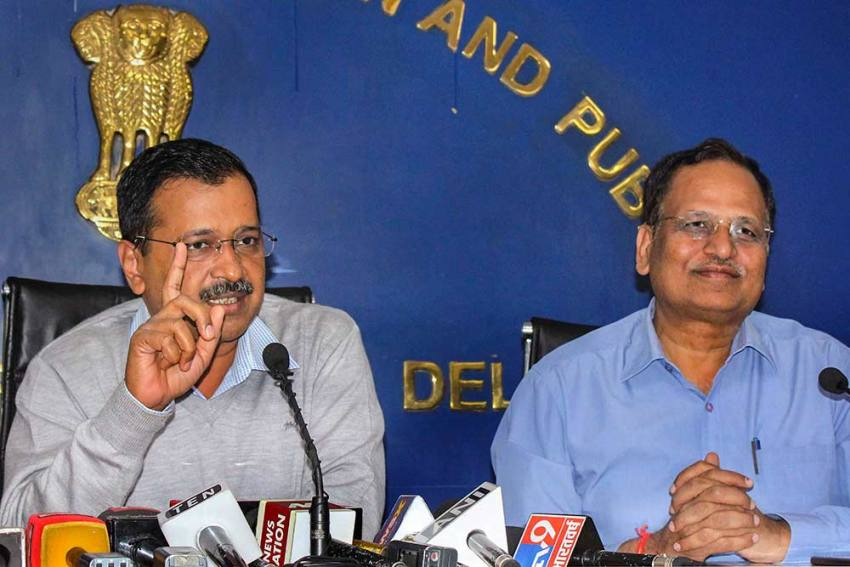 'No One To Sleep Hungry In Delhi': Arvind Kejriwal Announces Daily Meals For 4 Lakh People Amid Lockdown