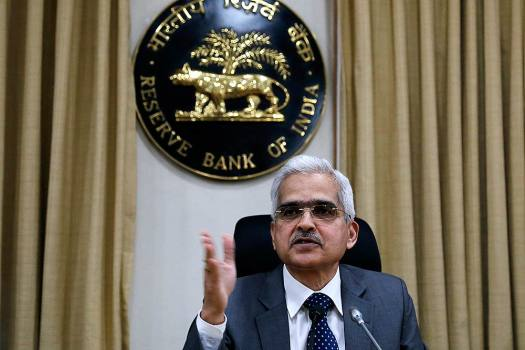 RBI Reduces Key Repo Rate By 75 Basis Points To 4.4% Amid Coronavirus Lockdown