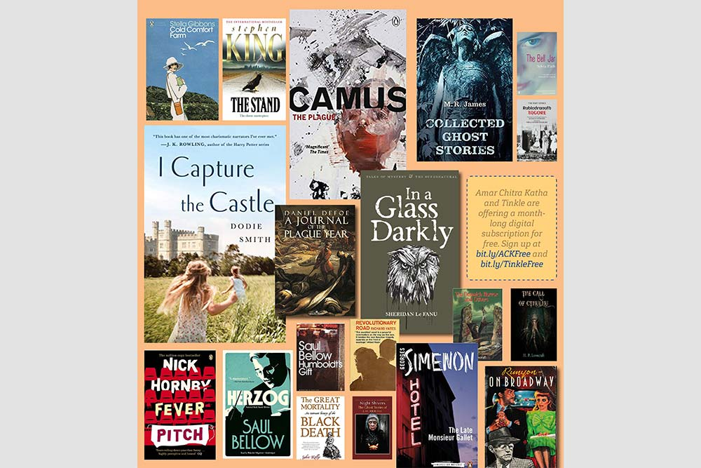 Books To Read In The Time Of Coronavirus Lockdown Outlook India Magazine