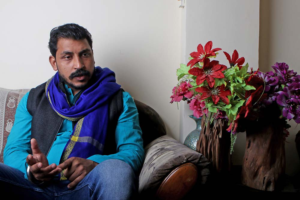 Willing To Join Hands With Like-Minded Parties To Defeat BJP: Chandrashekhar Azad
