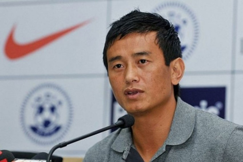 COVID-19: Bhaichung Bhutia In AFC's Video Awareness Campaign