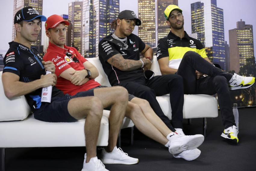 Coronavirus: F1 Teams Open To Two-Day Grand Prixs And Season Extension