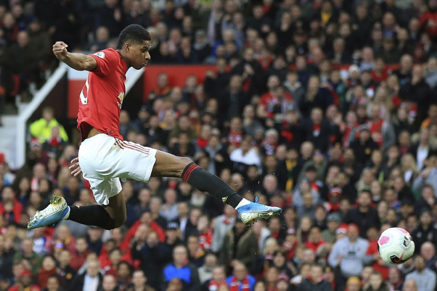 Marcus Rashford Edging Closer To Full Ftness: I Feel 10 Times Better Now