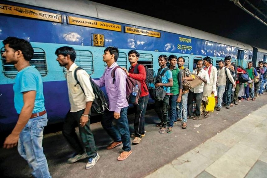 Coronavirus: UP Govt Arranges 1,000 Buses For Stranded Migrant Workers