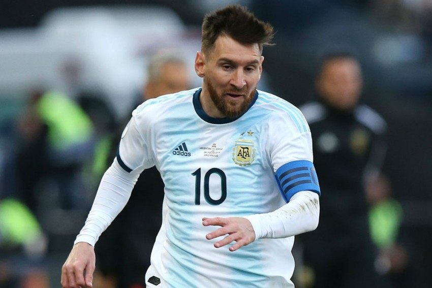 Lionel Messi Is Argentina's 'Leader And Protector', Says Nicolas Tagliafico