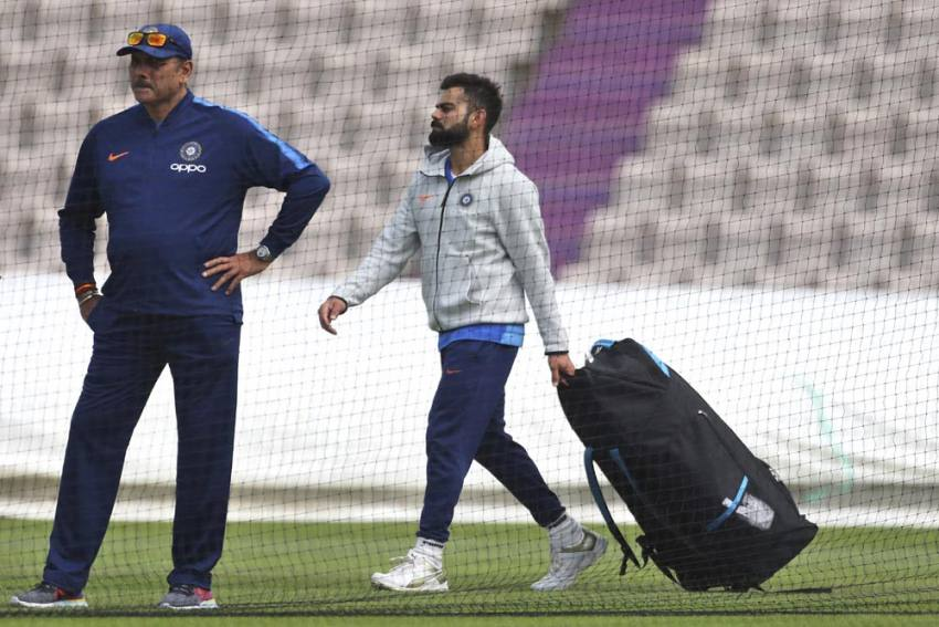 Only Thing Flying Around The World Like A Tracer Bullet Is This Coronavirus: Ravi Shastri