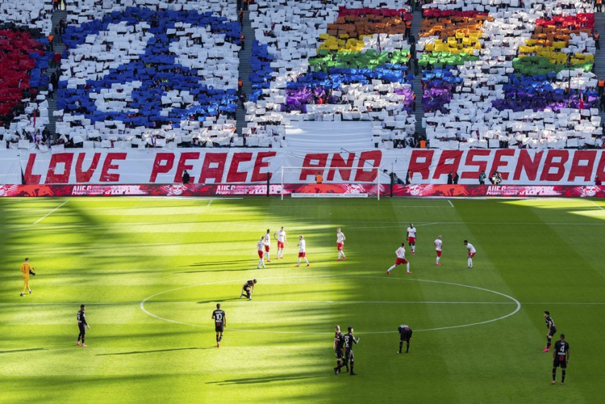 German Club Leipzig Apologise After Kicking Out Japanese Fans From Stadium