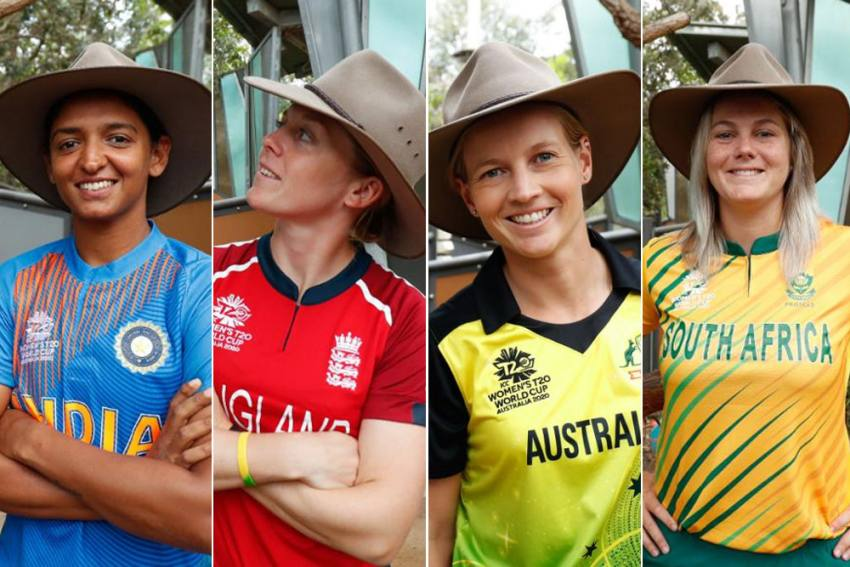 ICC Women's T20 World Cup: How To Watch Semi-Finals - Live Streaming, Line-Ups, Squads, Date, Time And Venue