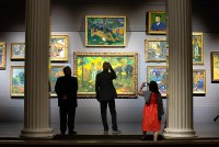Vincent Van Gogh Painting Stolen From Amsterdam Museum
