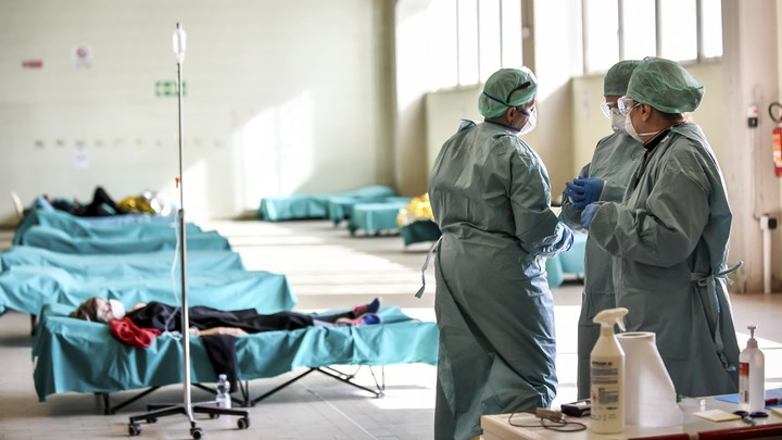 756 Coronavirus Deaths In 24 Hours In Italy; Lockdown Likely To Be Extended