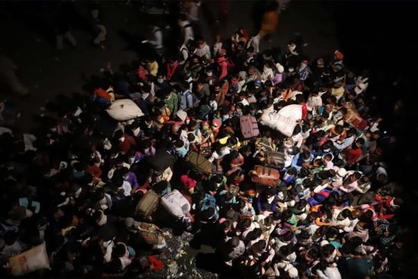 'Panic, Fear Bigger Problem Than Coronavirus': SC On Plea On Migrant Workers' Exodus
