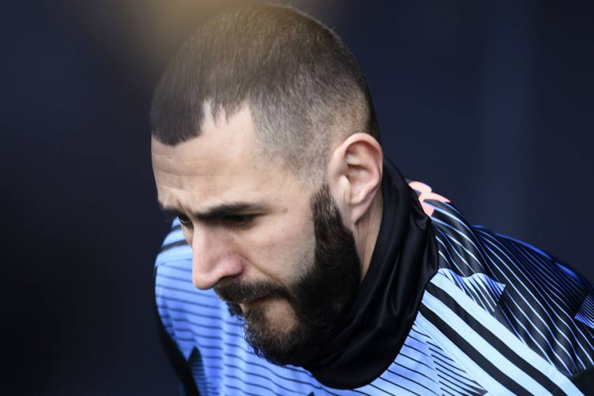 Don't Confuse F1 With Karting: Karim Benzema Shoots Down Oliver Giroud Comparisons