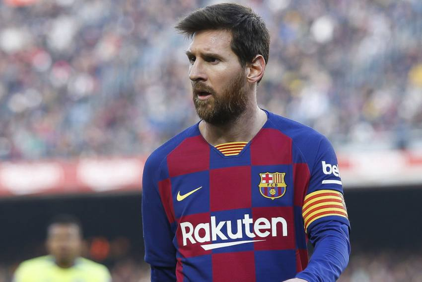 Lionel Messi Takes Aim At Barcelona Board After Players Accept Salary Cut