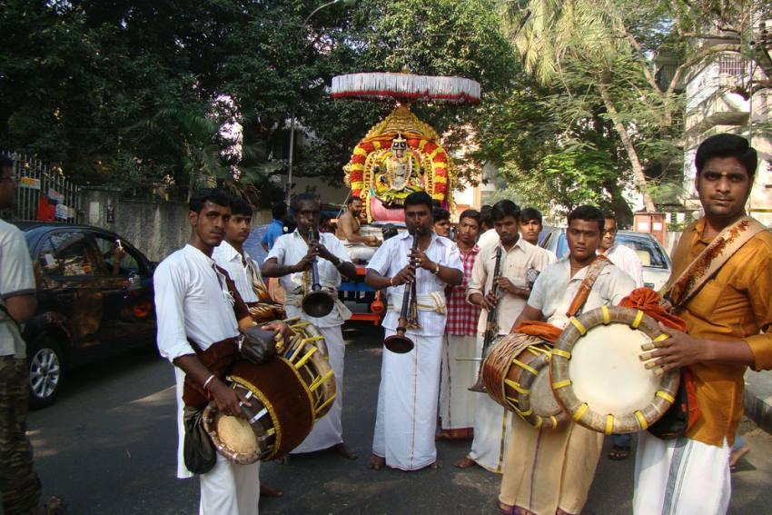 Corona Silences Tamil Nadu's Majestic Nadhaswarams
