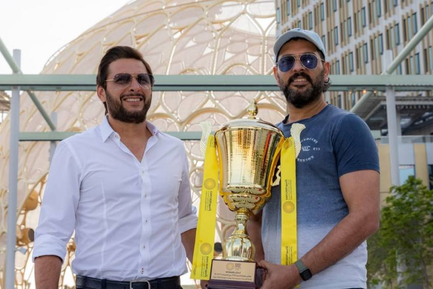 Coronavirus Pandemic: Yuvraj Singh Supports Shahid Afridi's Noble Initiative, Shares Special Message - VIDEO