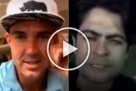 Don't Come With This Garbage Response: Kevin Pietersen Roasts Ahmed Shehzad In Hilarious Instagram Banter - WATCH