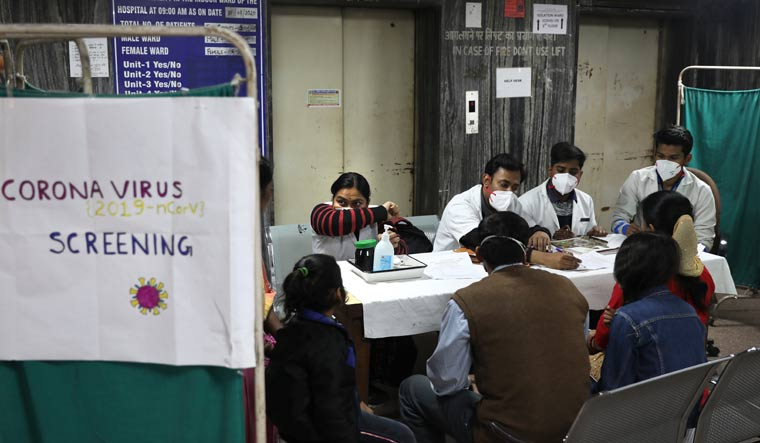 Coronavirus Outbreak: Another Mohalla Clinic Doctor In Delhi Tests Positive