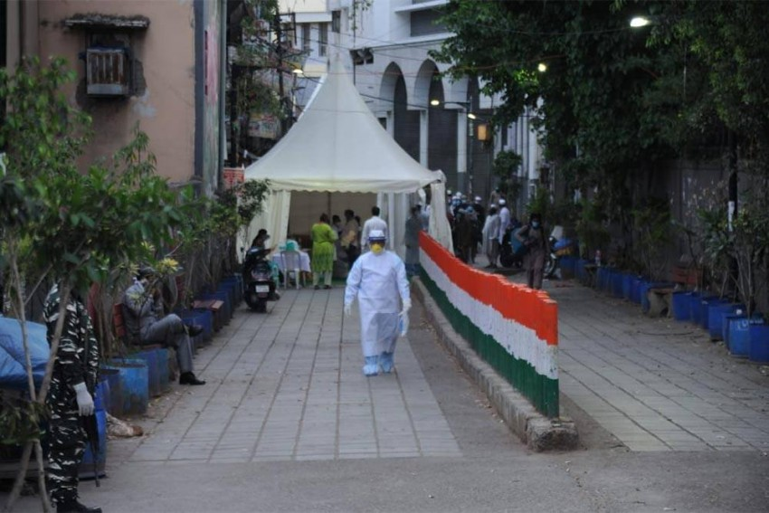 24 More Who Attended Religious Gathering At Delhi's Nizamuddin Test Positive For Coronavirus