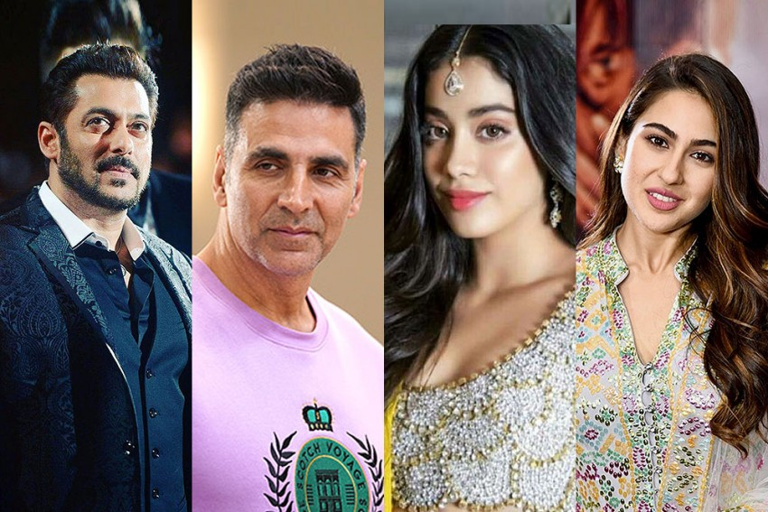 From Akshay-Salman To Janhvi-Sara Ali Khan, Corona Will Spare None In Next Three Months