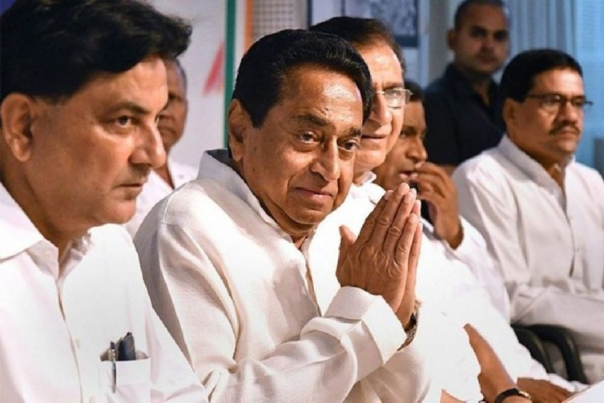 8 Madhya Pradesh MLAs Confined In Haryana Hotel, BJP Trying To Topple Kamal Nath Govt: Congress