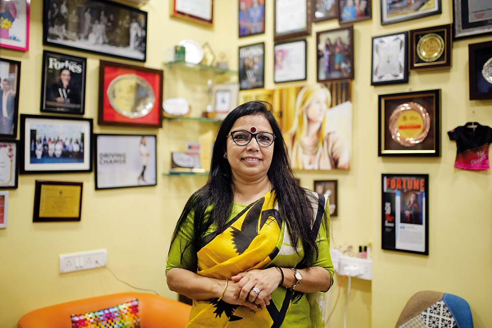Revathi Roy: The Entrepreneur Delivering Packages And Empowerment