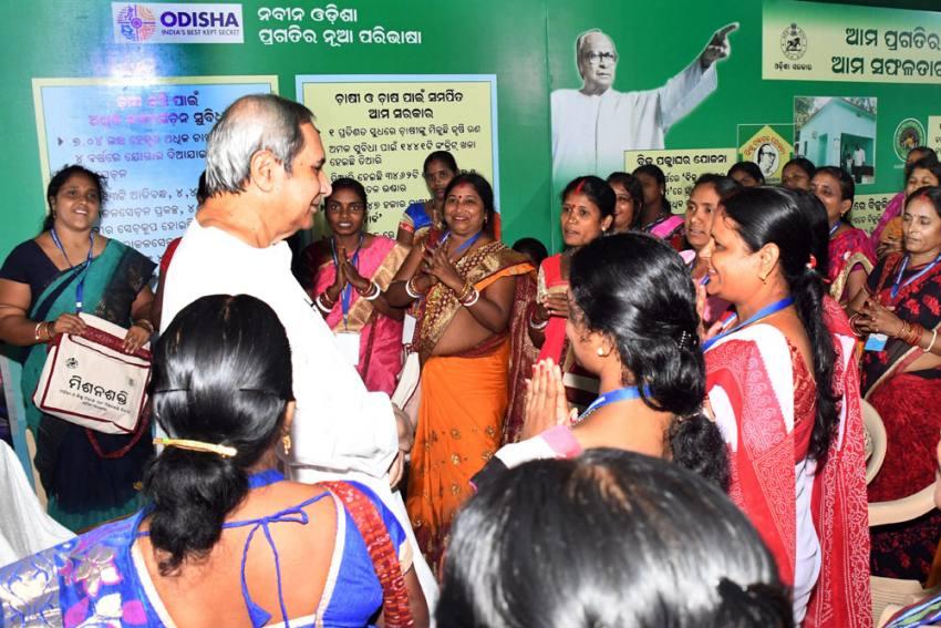 BJD Supremo Naveen Patnaik's Never-Ending 'Affair' With Women Of Odisha