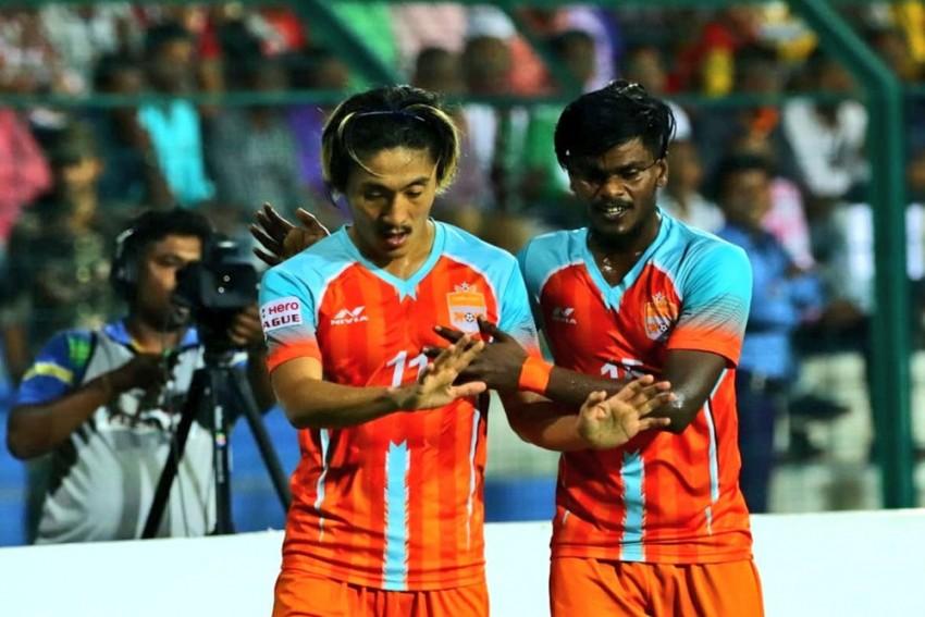 I-League: Katsumi Yusa 'Homecoming' Goal Halts Mohun Bagan Juggernaut