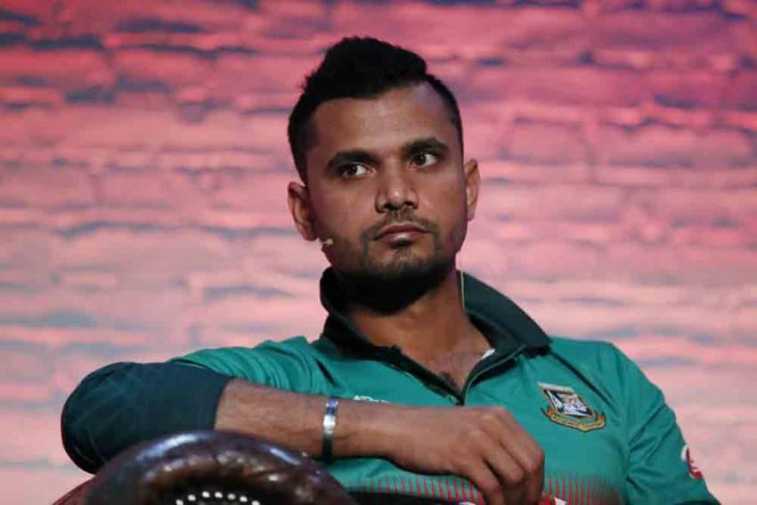 Mashrafe Mortaza Steps Down As Bangladesh ODI Captain
