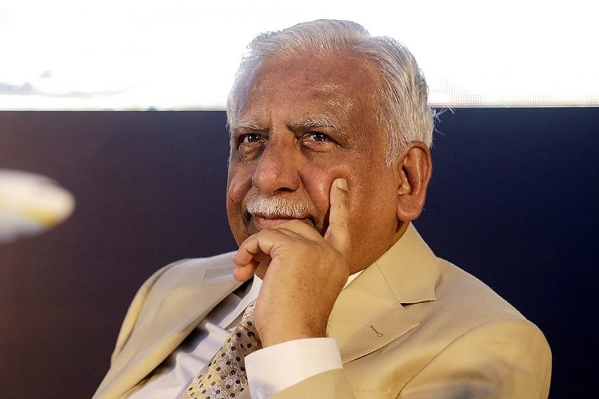 ED Raids Jet Airways Founder Naresh Goyal's House, Books Him In Money Laundering Case