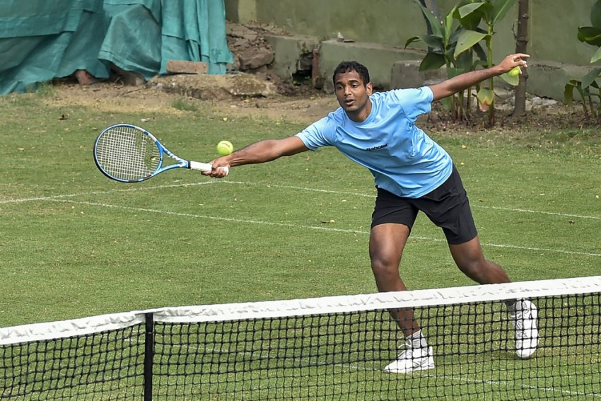 Davis Cup: India Take Bold Decision, Bench Number One Sumit Nagal For Croatia Clash