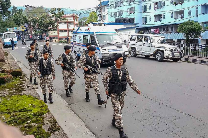Police Books Banned Militant Group In Meghalaya After Threat To Bengali Hindus