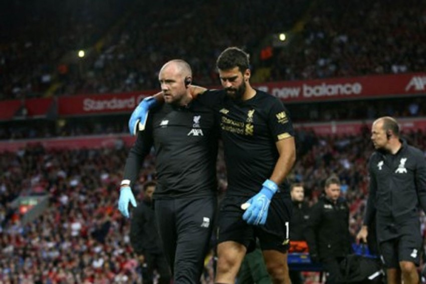 Champions League, Liverpool Vs Atletico Madrid: Alisson To Miss Anfield Showdown Due To Hip Injury