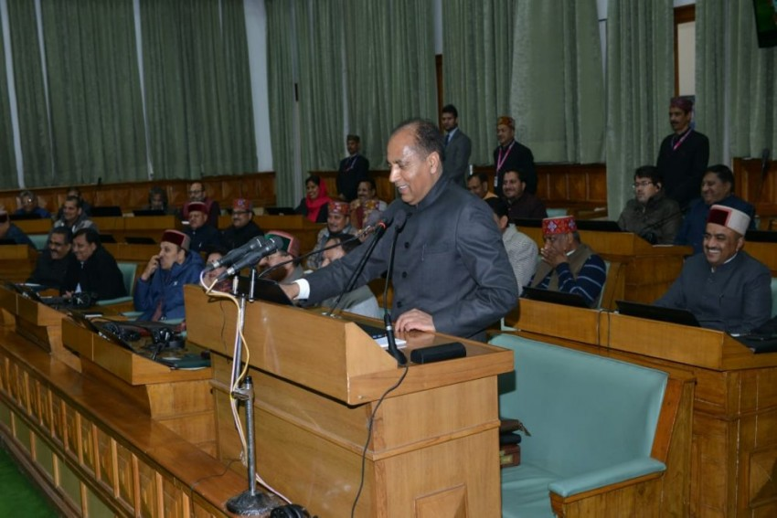 Himachal Pradesh CM Presents Rs 49,131-crore Welfare Budget For 2020-21