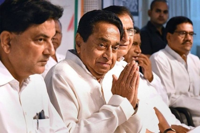 Kamal Nath Turns Heat On BJP Leaders To Deflate 'Operation Lotus', More Twists In MP Saga Likely