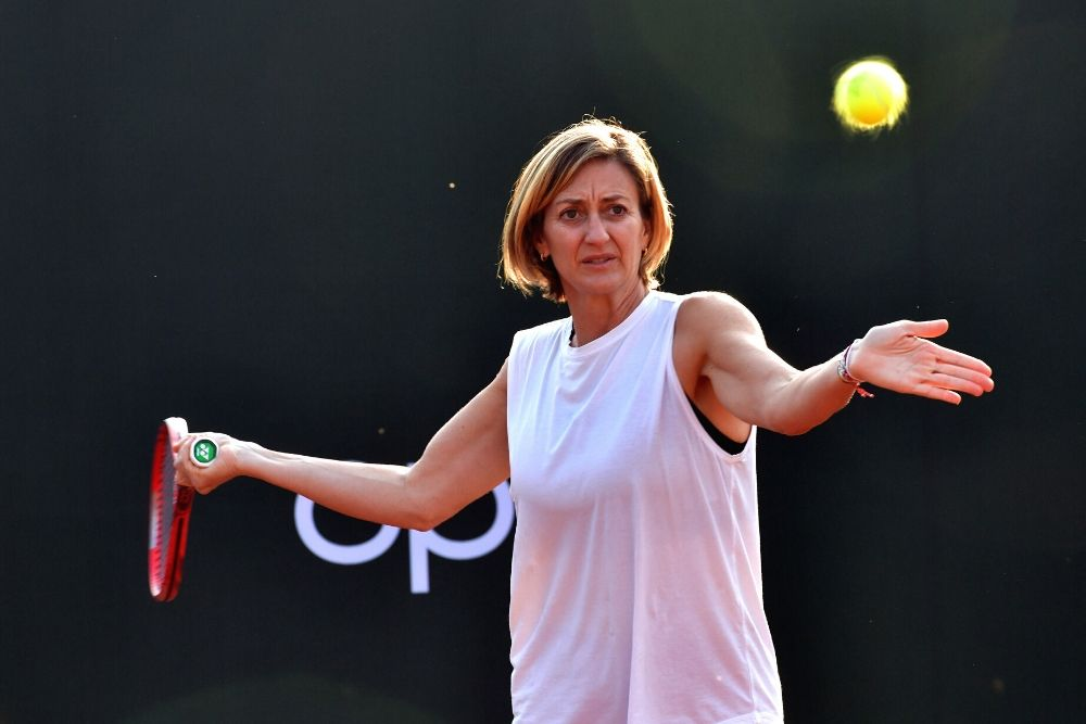 My Dad Wanted Me To Be A Tennis Player, Not A Supermodel, Says 'Big Babe' Mary Pierce