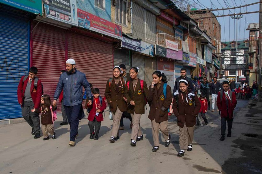Coronavirus: Schools Closed, Biometric Attendance Stopped In J&K As Two Suspected Cases Emerge