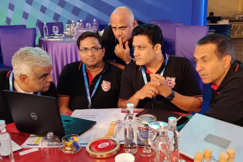 IPL 2020: Andy Flower, Jonty Rhodes, Wasim Jaffer In Anil Kumble's Star-Studded Kings XI Punjab Support Staff