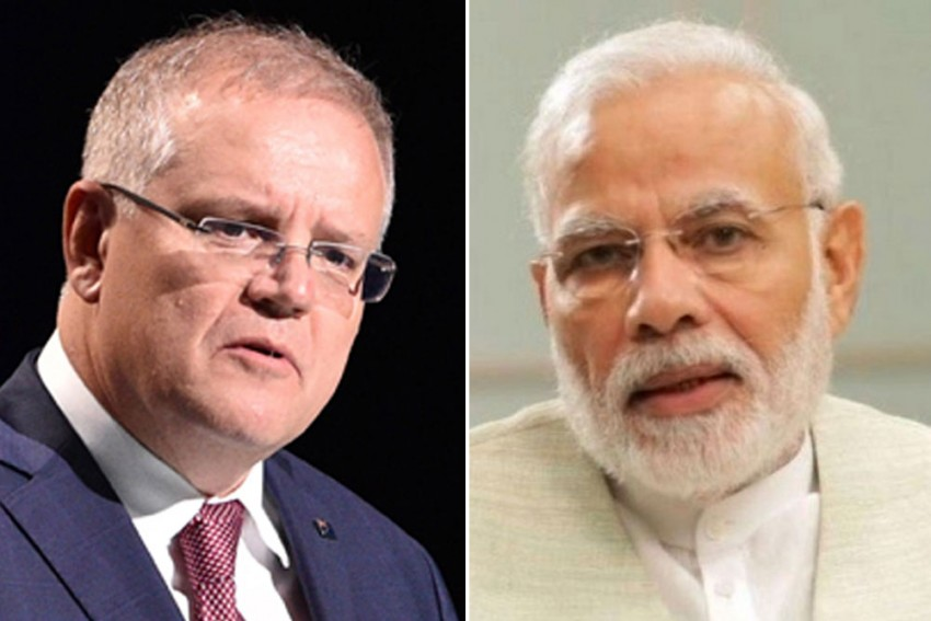 ICC Women's T20 World Cup: Narendra Modi, Scott Morrison Engage In Twitter Banter Ahead Of India-Australia Final