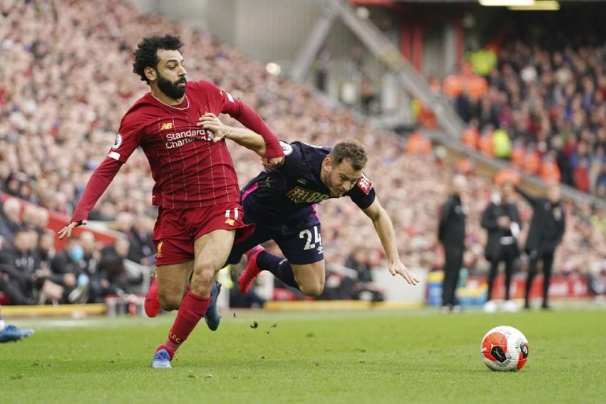EPL   Liverpool 2-1 Bournemouth: Mohamed Salah, Sadaio Mane Clinch Record-Breaking Win