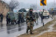 NIA Arrests Man Who 'Used Amazon To Procure Chemicals For Pulwama Attack'