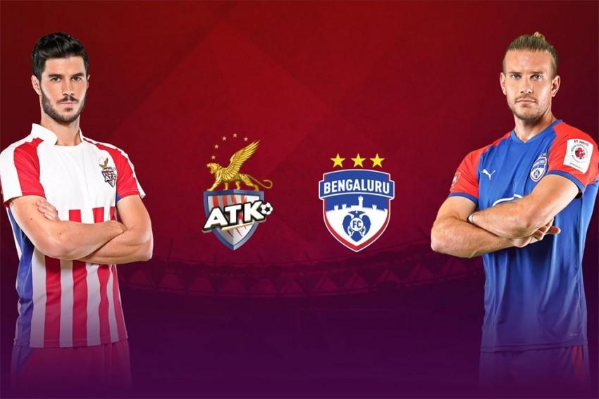 ISL Semi-Final, ATK Vs Bengaluru FC Live Streaming: When And Where To Watch Indian Super League Football Match