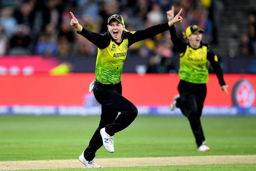 ICC Women's T20 Cricket World Cup: Australia Ease Past India In Final, Claim 5th Title