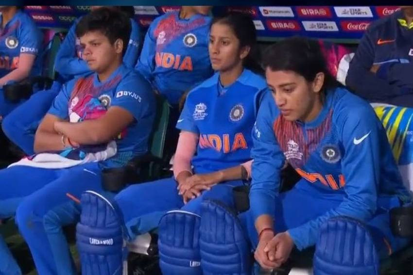 ICC Women's T20 World Cup Final: Heartbroken Fans React As India Lose Plot Against Dominant Australia