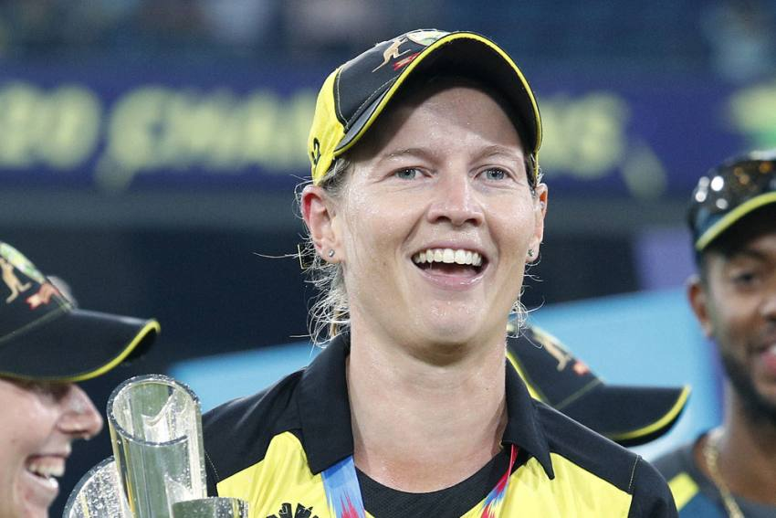 ICC Women's T20 World Cup Final: Everyone Was A Little On Edge, says Australia Captain Meg Lanning