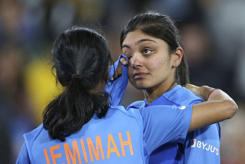 ICC Women's T20 World Cup Final: Indian Team Needs To Be Left Alone, Begs Smriti Mandhana