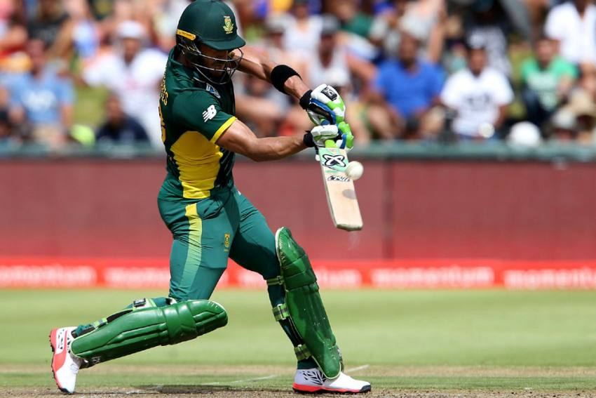 South Africa's Tour Of India: SA ODI Team Arrive In New Delhi