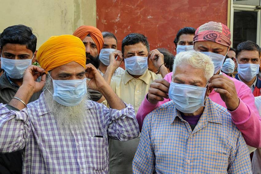 Coronavirus: 63-year-old Woman Becomes First Case In J&K; Toddler Tests Positive In Kerala