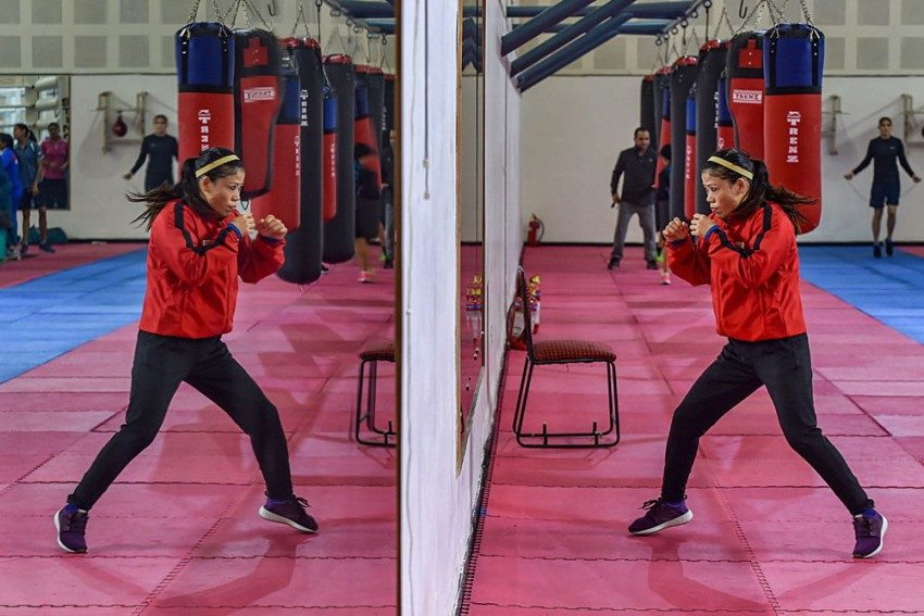 Will Not Give Up Until I Win Gold At Olympics: Boxing Great Mary Kom