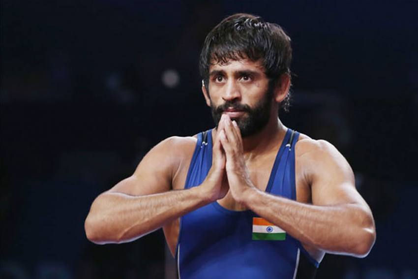 Bajrang Punia Assured Of Seeding At Tokyo Olympics, Placed No 2 In Latest World Wrestling Rankings